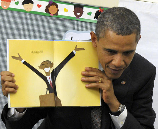 1obama-show-and-tell